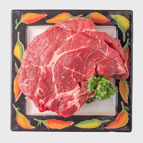 how to cook a rib roast bone in