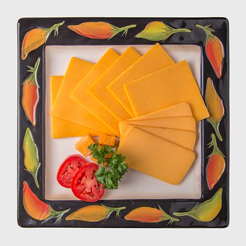 Cheddar Cheese, Sliced