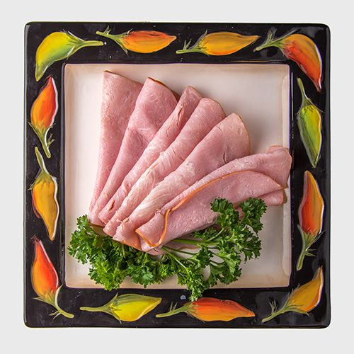 Ham, Sliced