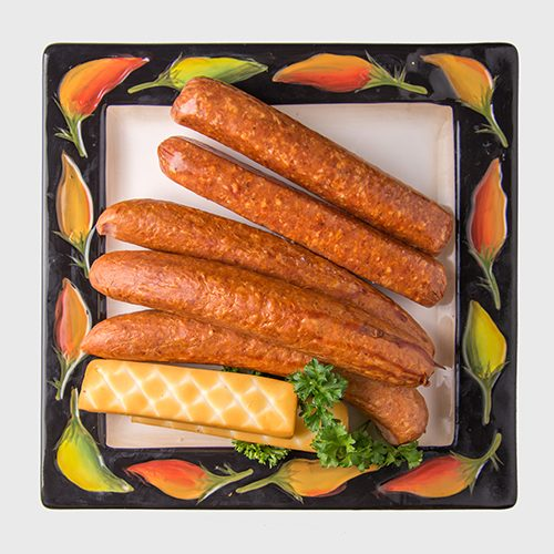 Polish Franks, Smoked