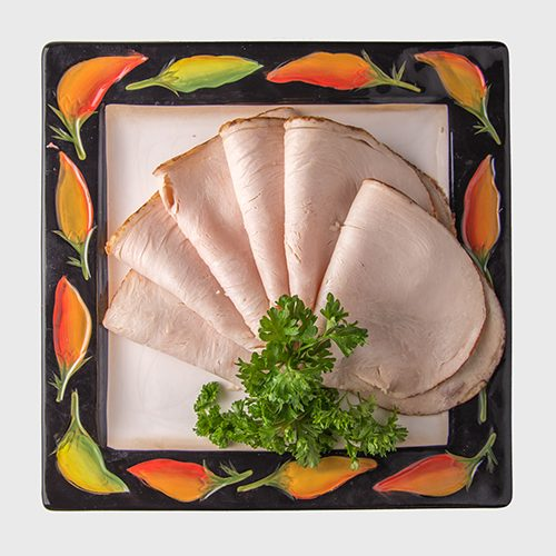 Turkey, Sliced