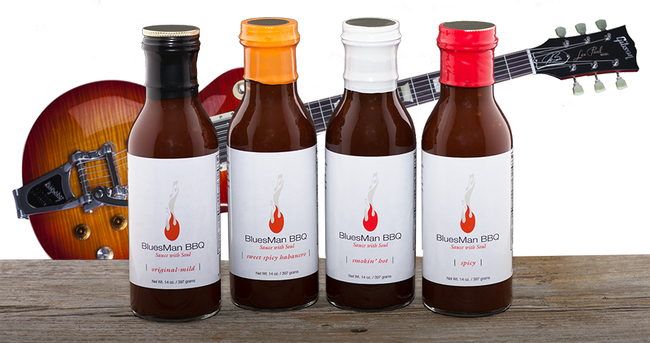 Bluesman BBQ Sauces