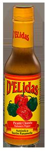 D'Eldidas Habanaro Pepper Sauce
