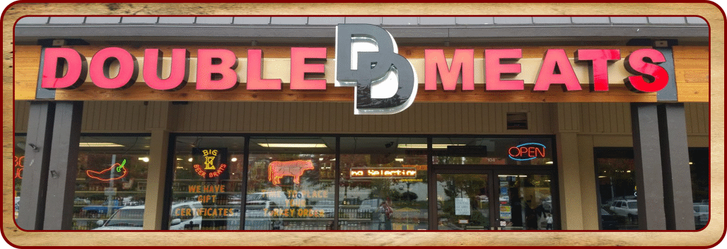 Double DD Store Front