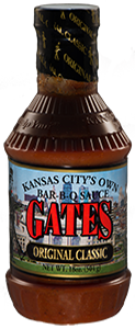 Gates BBQ Sauce