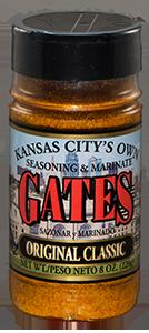 Gates Original Classic Seasoning/Marinate