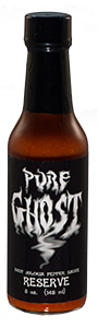 Pure Ghost Reserve Hot Sauce